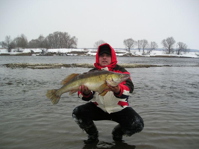 рыбалка в москве по округам